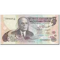 Billet, Tunisie, 5 Dinars, 1973-10-15, KM:71, NEUF - Tunisie