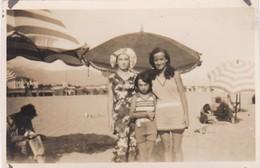 PICCOLA FOTOGRAFIA - MASSA - MARINA DI MASSA - ANNO. 1930 - Massa