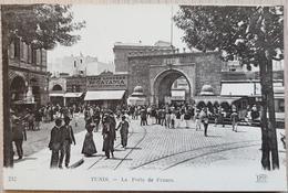 Tunis La Porte De France - Tunisia