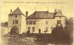 MATAGNE-LA-PETITE   Carmel St Albert - Doische