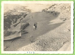 Porto Novo - REAL PHOTO, 1957 - Praia De Santa Cruz - Vimeiro - Torres Vedras - Lisboa