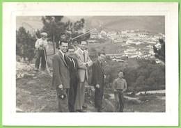 Torres Vedras - REAL PHOTO, 1949 - Vista Parcial - Lisboa