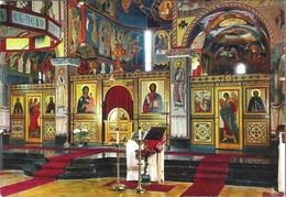 Monastère De CHEVETOGNE - Eglise Orientale - Vue Générale De La Nef - N'a Pas Circulé - Ciney