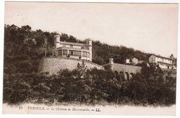 Théoule, Le Château De Maureveille (pk59065) - Frankrijk