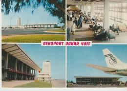 C.P. - PHOTO - RÉPUBLIQUE DU SÉNÉGAL - DAKAR YOFF - HOA QUI - 5073 - 4 VUES - Sénégal