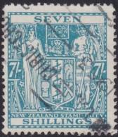 New Zealand     .   SG  .    F151       .    O    .     Cancelled     .   /    .   Gebruikt - Dienstzegels