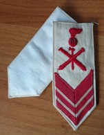 Sottocapo Puntatore Mitragliere - Marina Militare - Gradi  Pre 1970  Italian Navy Seaman Ranks Vintage (rif.163) - Marine