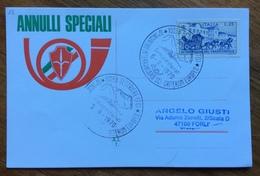 SCI SESTRIERE 10 INCOINTRO INTETRBANCARIO SCI CRITERIUM EUROPEO   6/11/1970  Annullo Speciale Su Cartolina - Sci