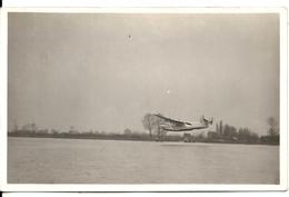 HYDRAVION. CAUDEBEC EN CAUX. CARTE PHOTO - 1946-....: Ere Moderne