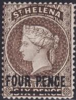 St Helena   .   SG  .    43     .    *    .    Mint-hinged     .   /    .   Ongebruikt - Sint-Helena