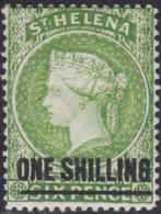 St Helena   .   SG  .    45     .    *    .    Mint-hinged     .   /    .   Ongebruikt - Sint-Helena