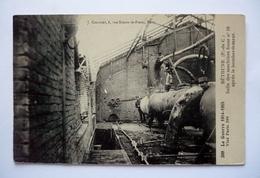BETHUNE  -  Salle Des Machines Fosse No 10 Après Le Bombardement - Bethune