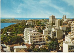C.P. - PHOTO - DAKAR - LA PRESQU'ÎLE DU CAP MANUEL ET LES BUILDINGS DE L'AVENUE ROUME - 89 - VINCENT - - Sénégal