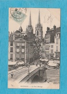 Bayonne. - Le Pont Marengo. - Café-Laval. - Bayonne