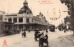 HANOI BOULEVARD DONG-KHANH TRAMWAY - Viêt-Nam