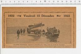 2 Scans Humour Marchand De Mouchoirs Chauffage Coquin Fourneau Tank à Chenilles Canot De Sauvetage 226F - Oude Documenten