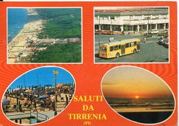 SALUTI DA TIRRENIA - Vedute - Italia
