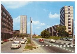 CPM - ZEMUN - Vue De La Ville (voitures) - Serbien