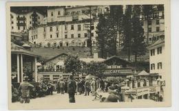 AUTRICHE - SALZBOURG - Badgastein , Kurkonzert Mit Café Jägerhaus - Salzburg Stadt