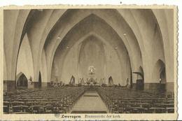 Zwevegem  Binnenzicht Der Kerk 1 - Zwevegem