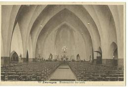 Zwevegem  Binnenzicht Der Kerk 2 - Zwevegem