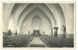 Zwevegem  Binnenzicht Der Kerk 3 - Zwevegem