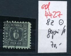 SBZ Nr. 8 Z    Geprüft   O   (ed4427 ) Siehe Scan - Zone Soviétique