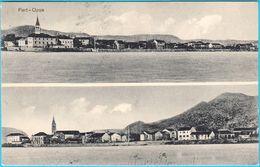 FORT-OPUS ( OPUZEN ) ... River Neretva ( Croatia ) * Travelled 1914.  RRR - Kroatië