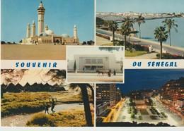 C.P. - PHOTO - RÉPUBLIQUE DU SÉNÉGAL - 4431 - MOSQUÉE DE TOUBA - SAINT LOUIS - THIES - VILLAGE AFRICAIN - DAKAR - HOA QU - Sénégal