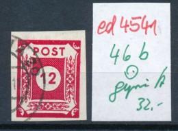 SBZ Nr. 46 B     Geprüft  O   (ed4541  ) Siehe Scan - Zone Soviétique