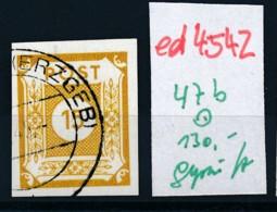 SBZ Nr. 47 B     Geprüft  O   (ed4542  ) Siehe Scan - Zone Soviétique