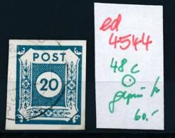 SBZ Nr. 48 C     Geprüft  O   (ed4544  ) Siehe Scan - Zone Soviétique