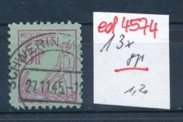 SBZ Nr. 13x     Geprüft  O   (ed4574  ) Siehe Scan - Zone Soviétique