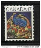 CANADA 1981  MNH Stamp(s) Acadia Parliament 809 - 1952-.... Reign Of Elizabeth II