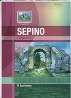 2011 Italia, Folder Turistica Sepino , Al Prezzo Di Copertina - 6. 1946-.. Republic