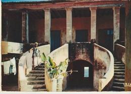 C.P. - PHOTO - RÉPUBLIQUE DU SÉNÉGAL - L'ÎLE DE GOREE - L'ANCIENNE MAISON DES ESCLAVES - 37 - VINCENT - Sénégal