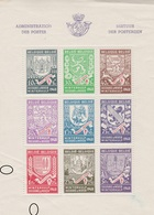 Belgique - 1940 - ** - COB BL10 A - Secours D'Hivers - 2 Petite Déchirure - Blocs 1924-1960