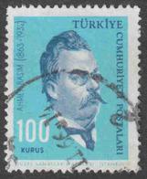 Turkey - Scott #1619 Used (1) - 1921-... Republic