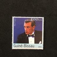 GUINÉ-BISSAU. GARY COOPER. MNH D1204D - Schauspieler