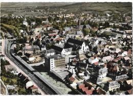 GUEBWILLER ( 68 . Haut - Rhin ) VUE GENERALE AERIENNE - Guebwiller