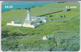 #08 - ISLE OF MAN-01 - LIGHTHOUSE - Isola Di Man