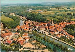PORT - SUR - SAONE ( Hte - Saône ) VUE GENERALE AERIENNE - Autres Communes