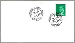 Federacion Española De CENTROS DE INICIATIVAS TURISTICAS - Golondrina - Swallow. Puerto De La Cruz, Canarias, 1981 - Vacaciones & Turismo