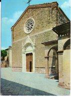 MONTALCINO (Siena) M. 564 S.m. - Chiesa Di S. Agostino (sec. XIV) - Italie