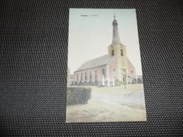 Itegem  ( Heist - Op - Den - Berg )   De Kerk  -  Gekleurd - Heist-op-den-Berg