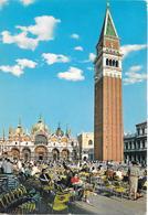 VENEZIA - Piazza E Campanile Di S. Marco - Venezia (Venice)
