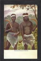 CPA Australie Australia Aborigène Non Circulé Boomerang - Aborigènes