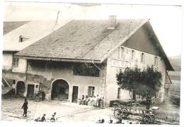 MOUTHE PONTARLIER... PLAQUES PHOTO EN VERRE. DE 1943/44     AVEC TIRAGE PHOTO ... - Mouthe