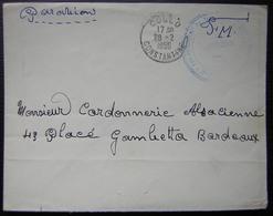 Algérie 1956 Collo Constantine 15ème Régiment De Tirailleurs Sénégalais - Algérie (1924-1962)