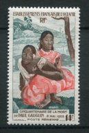 "12481 OCEANIE  PA 30 ** 14F  Cinquantenaire De La Mort Du Peintre Gauguin ""Nafea Faa, Ipoipo   1953   TB/TTB - Oceania (1892-1958)"